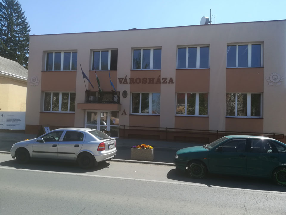 Polgármesteri Hivatal A épület